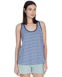 Joie | Blue Maxton Top | Lyst