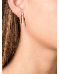 Marc By Marc Jacobs | Metallic Arrow Stud Earrings | Lyst