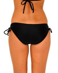 Missguided | Natalita Bikini Briefs In Black | Lyst