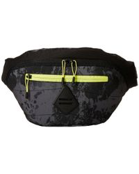 Billabong | Black Java Waistpack for Men | Lyst