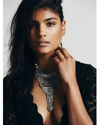 Free People - Metallic Desperado Collar - Lyst