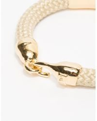 Orly Genger By Jaclyn Mayer - Metallic Annabelle Bracelet In Peach - Lyst