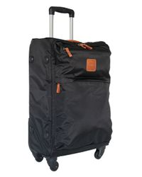 Bric's | Black 20 Inch Trolley Spinner for Men | Lyst