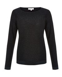 Hobbs | Black Elsie Sweater | Lyst