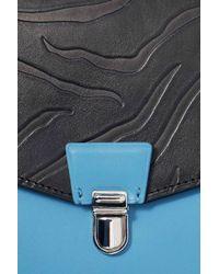 3.1 Phillip Lim - Blue Exclusive: Wednesday Flap Shoulder Bag - Lyst