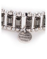 Philippe Audibert | Gray 'titia' Bracelet | Lyst