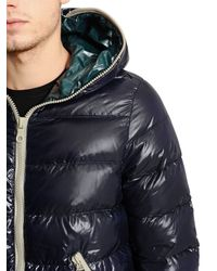 Duvetica - Blue Dionisio Nylon Down Jacket for Men - Lyst