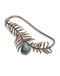 Annoushka | Metallic Mythology Tsar Feather Palm Cuff | Lyst