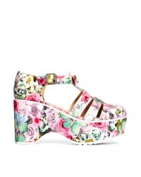 ASOS - Multicolor Paused Wedges - Lyst