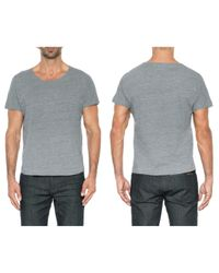 Joe's Jeans | Metallic Lennox Dolman Crew Tee for Men | Lyst
