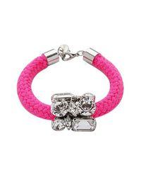 Noir Jewelry | Pink Deol Bracelet | Lyst