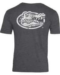 MYU Apparel - Gray Men's Short-sleeve Florida Gators Vintage T-shirt for Men - Lyst