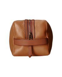 Fossil | Natural Travel Pouch | Lyst