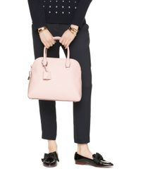 kate spade new york - Pink Peach Court Margot - Lyst