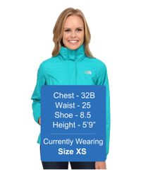 The North Face - Green Resolve Jacket - Lyst