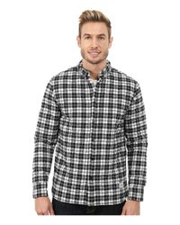 Penfield | Black Kemsey Quilted Long Sleeve Shirt for Men | Lyst