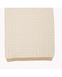 Tommy Hilfiger | Natural H Scarf | Lyst