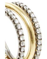 Spinelli Kilcollin - Metallic Celeste Multi Layer Wrapped Ring - Lyst