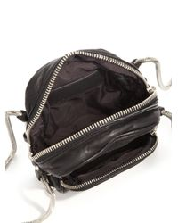 Alexander Wang | Black 'brenda' Camera Crossbody Bag | Lyst