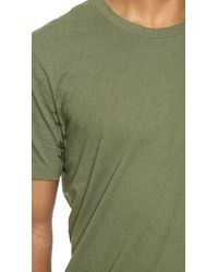 BLK DNM - Green Classic T-Shirt 3 for Men - Lyst