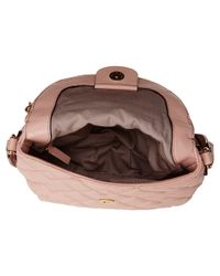 Marc By Marc Jacobs - Pink New Q Quilted Mini Natasha - Lyst