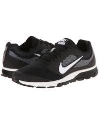 Nike | Black High Top Sneakers - Women'S Force Sky High Print | Lyst