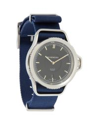 Givenchy - Blue Seventeen Watch - Lyst
