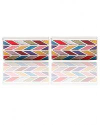 Jules B - Multicolor Patterned Cufflinks for Men - Lyst