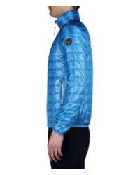 Napapijri | Blue Short Jacket for Men | Lyst