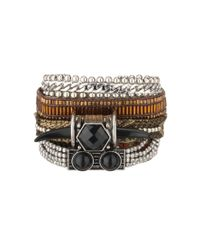 Hipanema - Brown Bracelet - Lyst