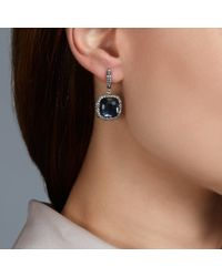 Astley Clarke - Black Connie Earrings - Lyst