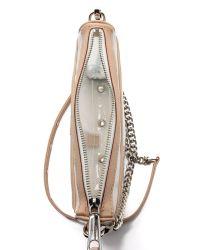 Rebecca Minkoff | Natural Mini Mac Bag | Lyst