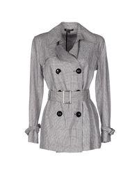 Paolo Tonali | Gray Full-length Jacket | Lyst