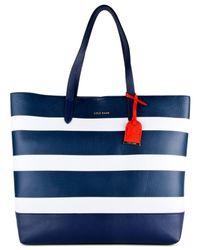 Cole Haan - Blue Palermo Tote - Lyst