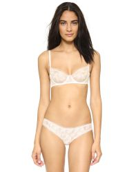 Heidi Klum Intimates | Natural Mon Coeur Panties - Black/vanilla Cream | Lyst