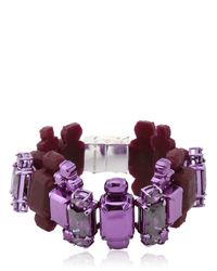 EK Thongprasert | Purple Automobile Bracelet | Lyst