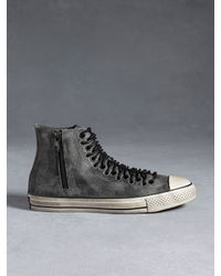 newest collection 1d451 f1f26 John Varvatos Chuck Taylor Multi Eye High Top in Black for Men - Lyst