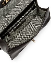 Rebecca Minkoff - Black Love Quilted Crossbody Bag - Lyst