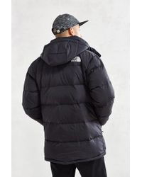 The North Face - Black Fossil Ridge Parka Jacket for Men - Lyst