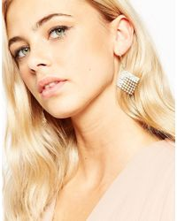 Coast | Metallic Gatsby Earrings | Lyst