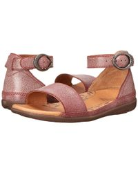 Acorn - Pink Prima High Ankle - Lyst