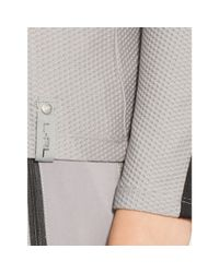 Ralph Lauren - Gray Color-blocked Pullover - Lyst