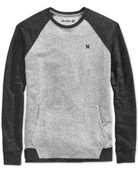Hurley | Black 19th Street T-shirt for Men | Lyst