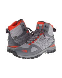 The North Face Gray Ultra Extreme Ii Gtx® for men