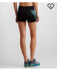 Live Love Dream | Green Lld Mesh Inset Volleyball Shorts | Lyst