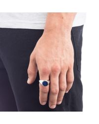 Lulu Frost - Blue Poison Ring - Inner Peace - Lyst