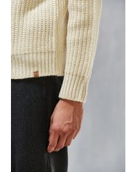 Obey | Natural Mitte Sweater for Men | Lyst