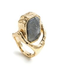 Alexis Bittar - Gray N'importe Quoi Flip Cocktail Ring You Might Also Like - Lyst