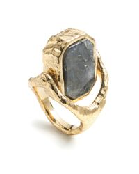 Alexis Bittar | Gray N'importe Quoi Flip Cocktail Ring You Might Also Like | Lyst