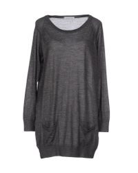 Ballantyne - Gray Jumper - Lyst